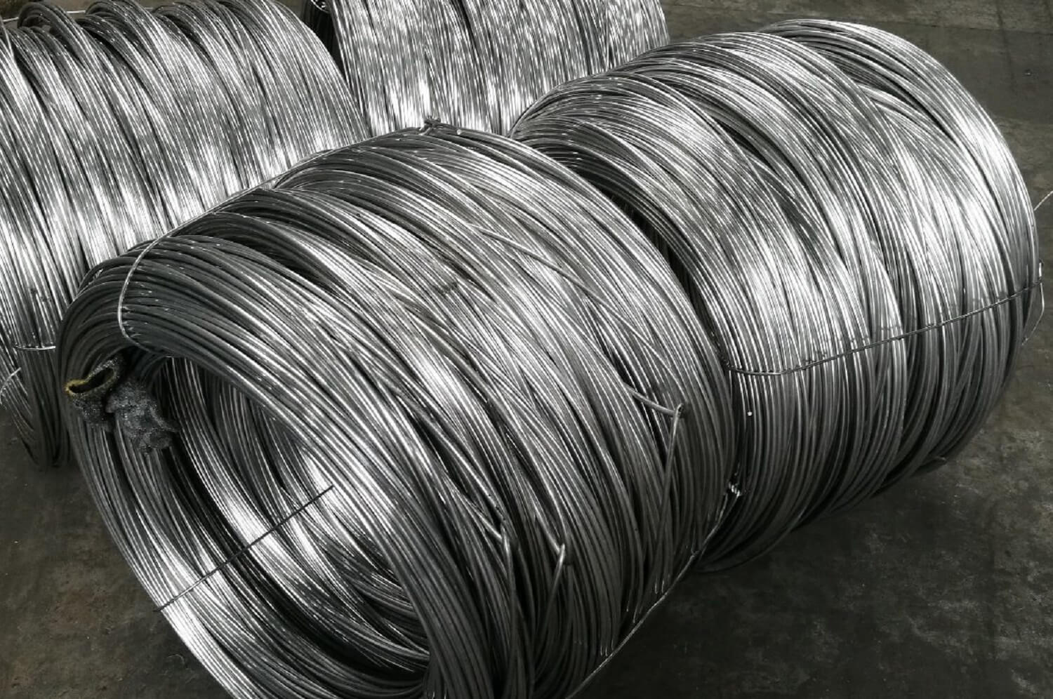Aluminum Alloy Wire - Pulu Group, Building Material Manufacturer