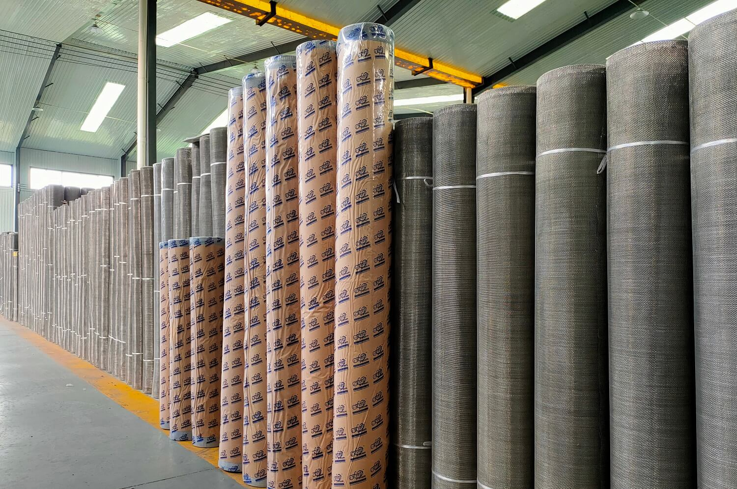 Aluminum Insect Screening - Pulu Group, Building Material Manufacturer