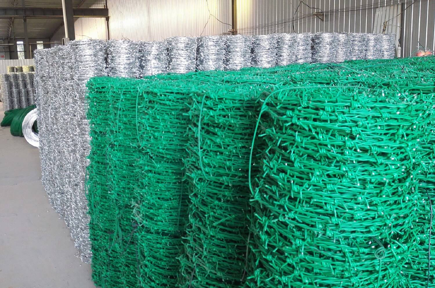 Barbed Wire - Pulu Group, Building Material Manufacturer