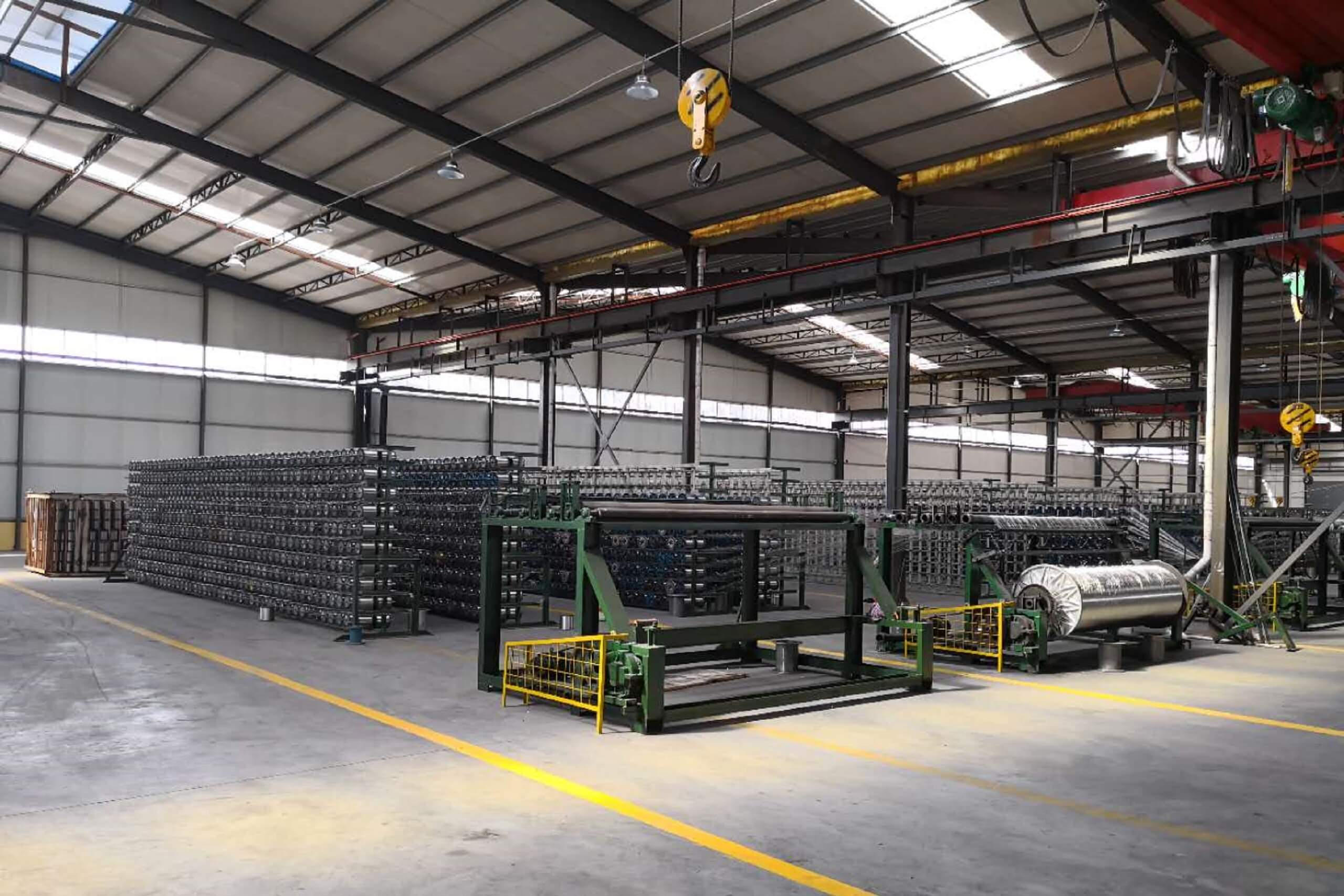 Aluminum Alloy Mesh - Pulu Group, Building Material Manufacturer